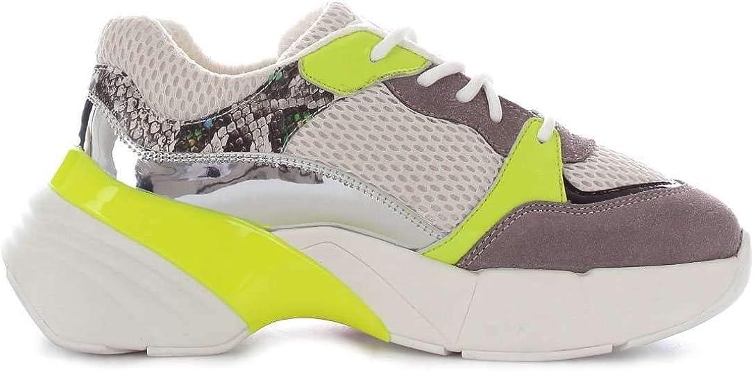 Luxury Fashion   Pinko Mujer 1H20LQY5BJZHT Blanco Zapatillas   Temporada Outlet: Amazon.es: Zapatos y complementos
