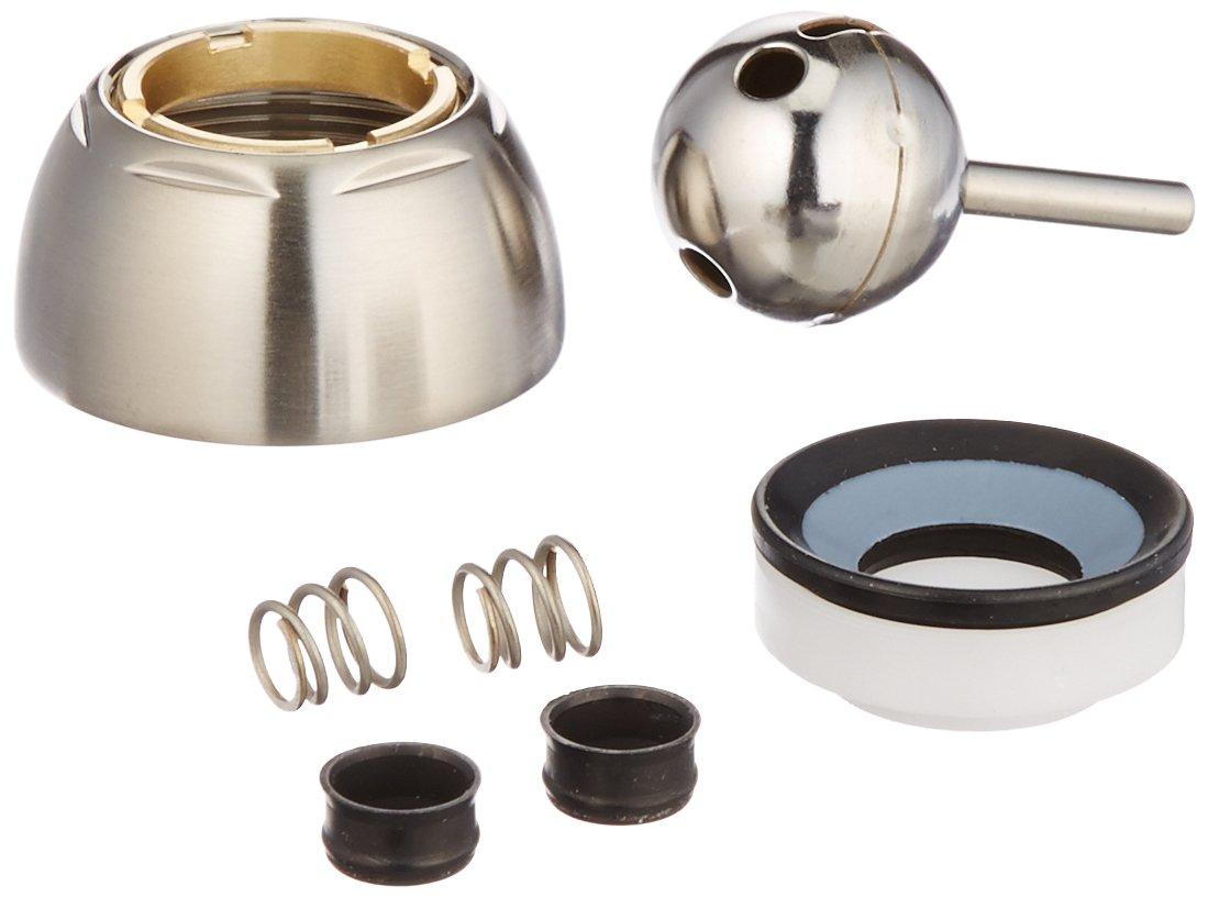 Peerless RP44123SS Ball, Seats, Springs, Cam, Cap, Adjusting Ring and Bonnet Repair Kit, Stainless