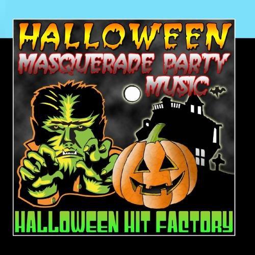 (Halloween Masquerade Party)