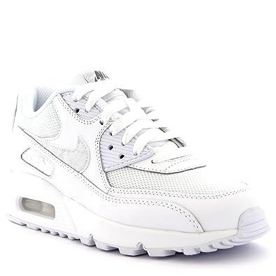 reputable site b7c10 45b9c NIKE Boys  Air Max 90 Mesh (Gs) Sneakers  Amazon.co.uk  Shoes   Bags