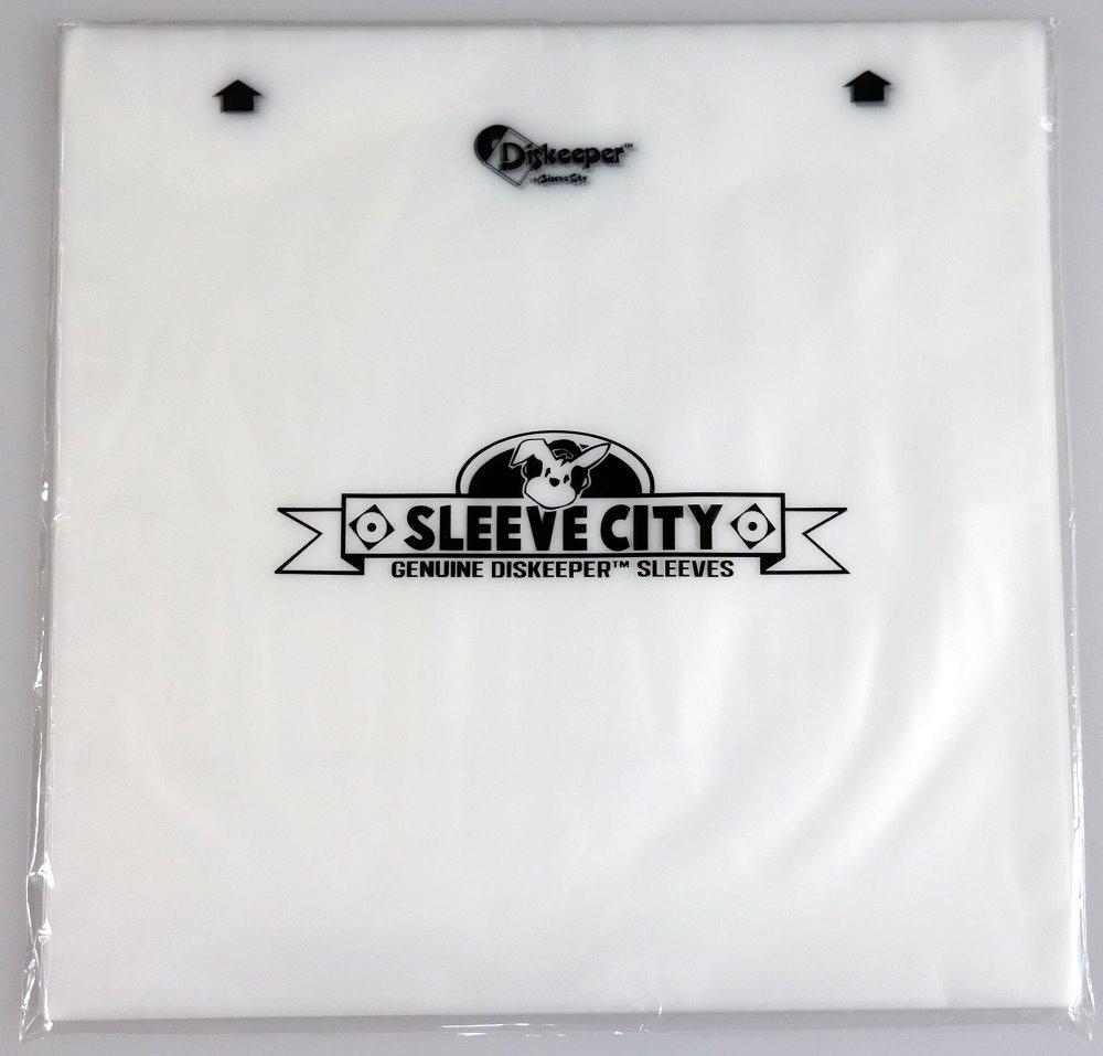 Diskeeper 2.0 Antistatic Record Sleeves (50 Pack)
