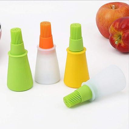 Kitchen Silicone Oil Brush Baking Brushes Liquid Oil Pen Oil