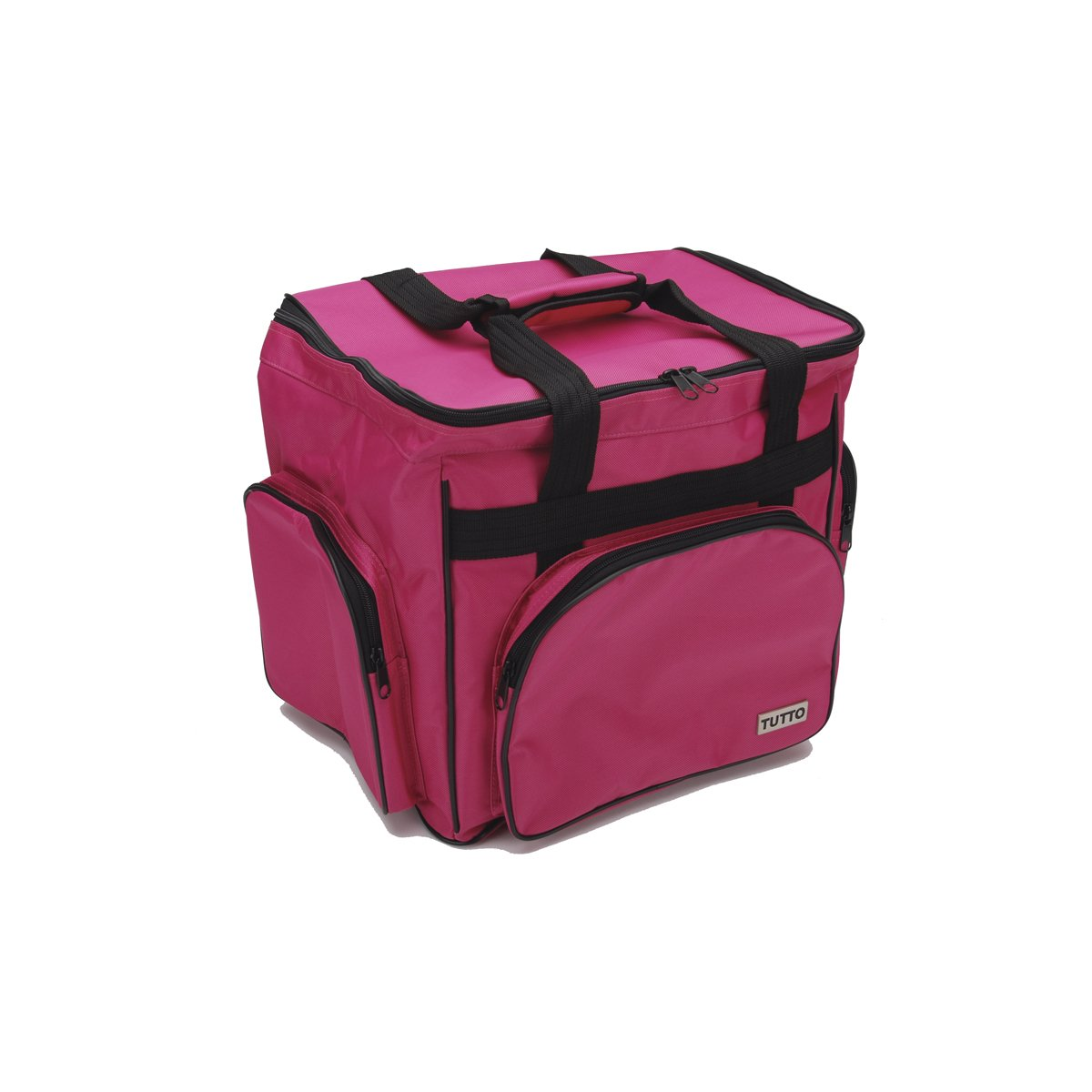 Tutto Serger & Accessory Bag-14.5''X14.5'' Pink by Tutto