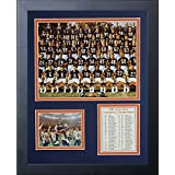 Legends Never Die 1985 Chicago Bears Framed Photo Collage, 11x14-Inch