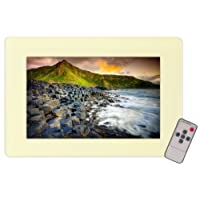 Pyle PLVW19IW TFT LCD-Display zur Wandmontage (48cm, Eingänge: VGA, Cinch)