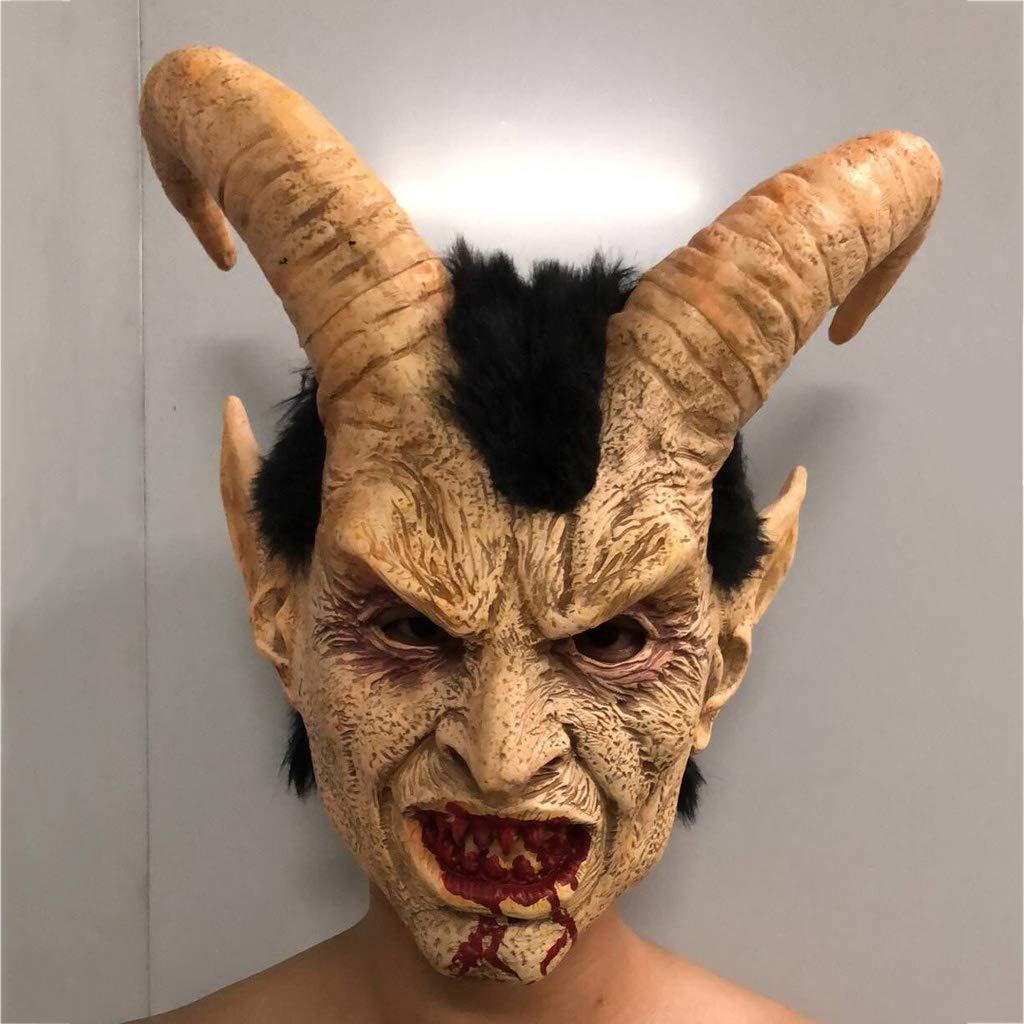 Halloween Horror Maschera Film Cosplay Maschera in Lattice Puntelli Anime Copricapo Cosplay