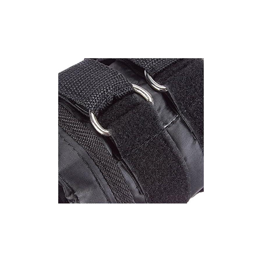 AmazonBasics Adjustable Ankle Weights