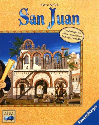 Ravensburger 26924 San Juan - Juego de mesa [Importado de Alemania ...