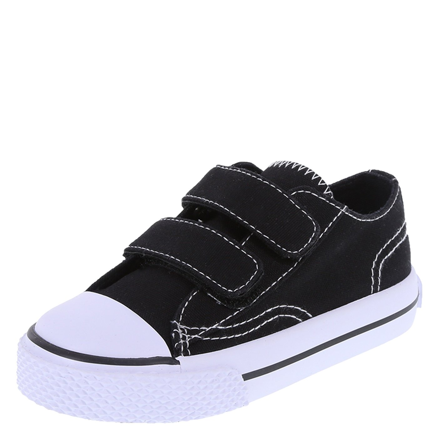 Airwalk Kids' Black White Kids' Toddler Legacee Sneaker 9 Regular
