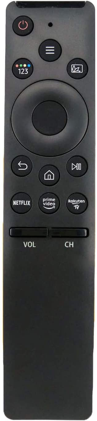 Universal Remote Control Replacement for Samsung Smart-TV LCD LED UHD QLED 4K HDR TVs, with Netflix, Prime Video Buttons