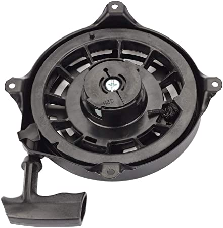 Coolwind Rewind Recoil Starter fits Briggs & Stratton 497680 498144 Toro Lawnboy MTD Snapper Lawnmower