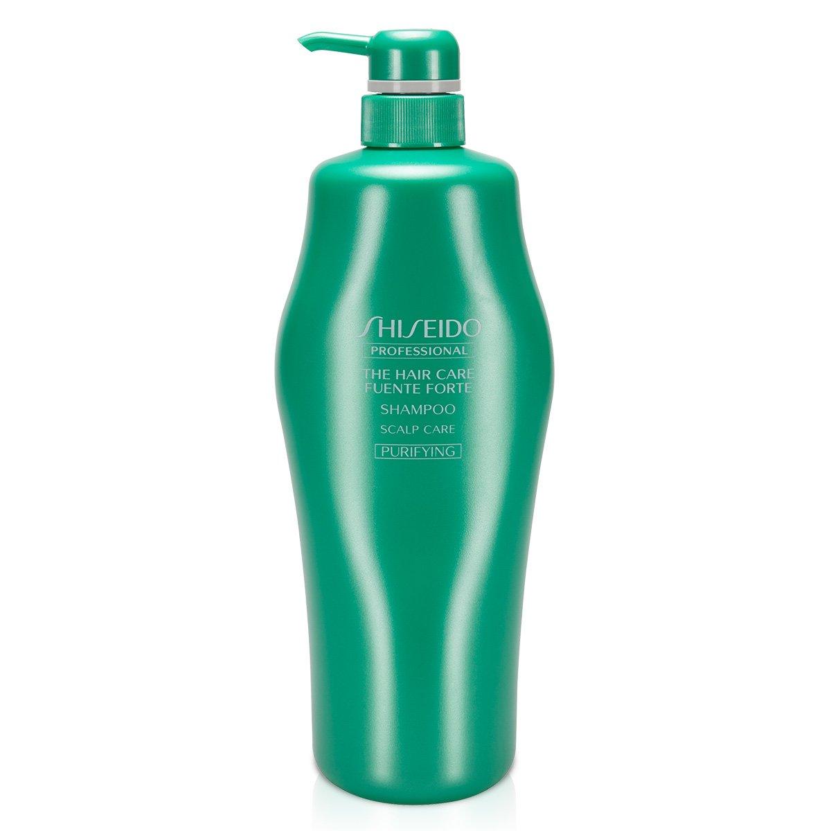 Shiseido The Hair Care Fuente Forte Purifying Shampoo, 33.8 Ounce