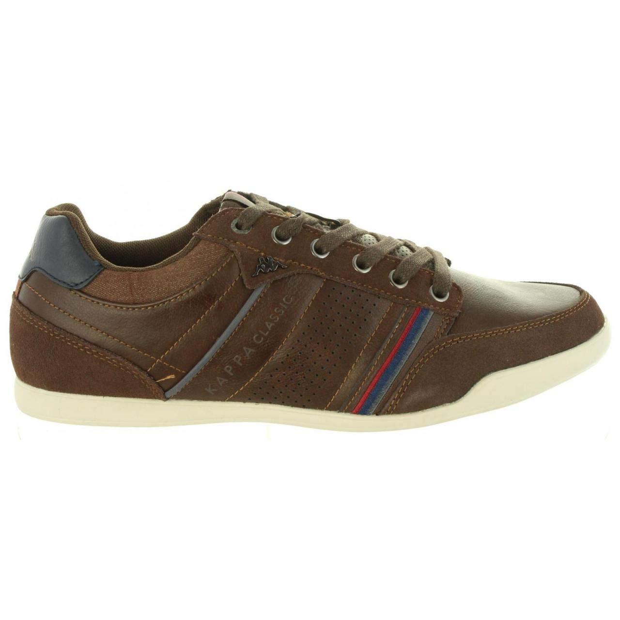 Kappa Chaussures pour Homme 303WBV0 SAWATI 912 DK Brown