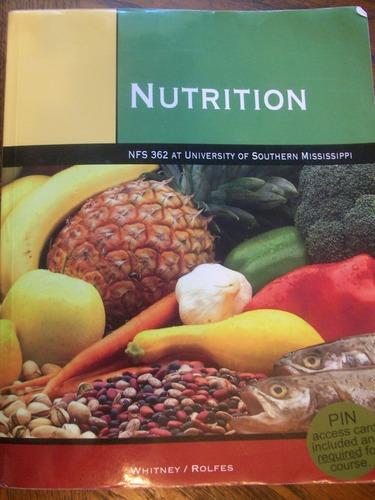 NUTRITION (NFS 362 at University of Southern Mississippi) pdf