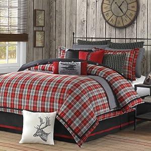Woolrich Williamsport Comforter Set, Twin, Multicolor