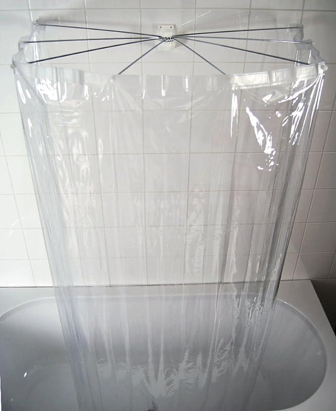 81 opinioni per Ridder 582000-350 Telaio a ombrello per doccia colore: Trasparente