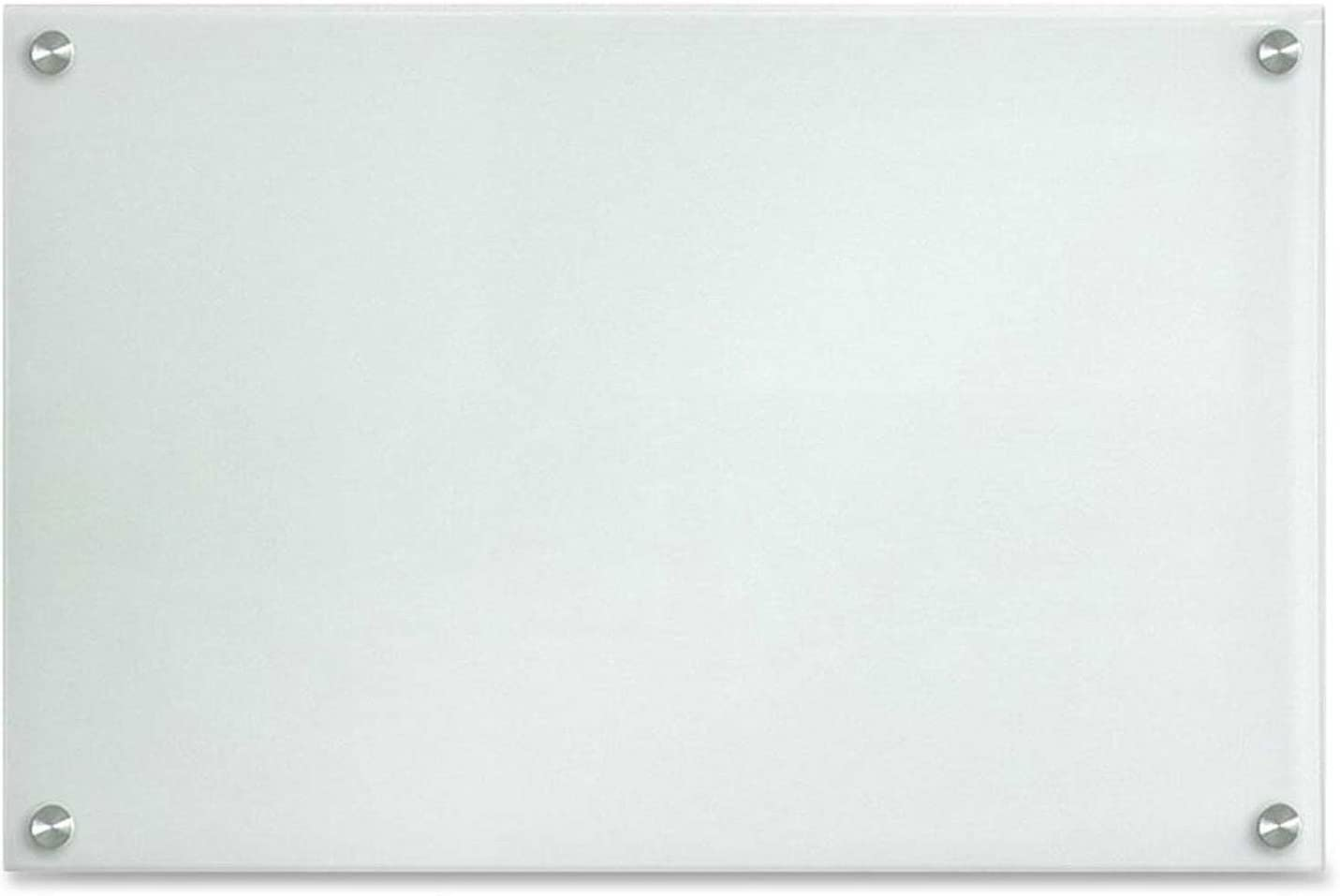 "Lorell Glass Dry-Erase Board, 24""x14"", Frost (LLR52504)"