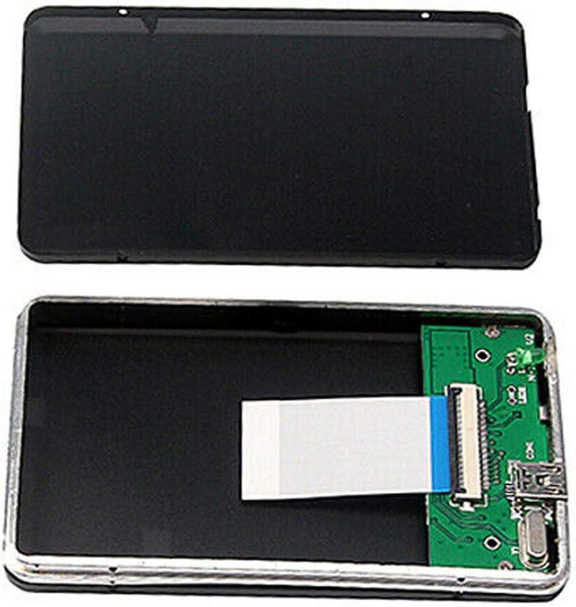 Sintech USB 2.0 External 1.8-Inch 40-Pin ZIF HDD Enclosure Case