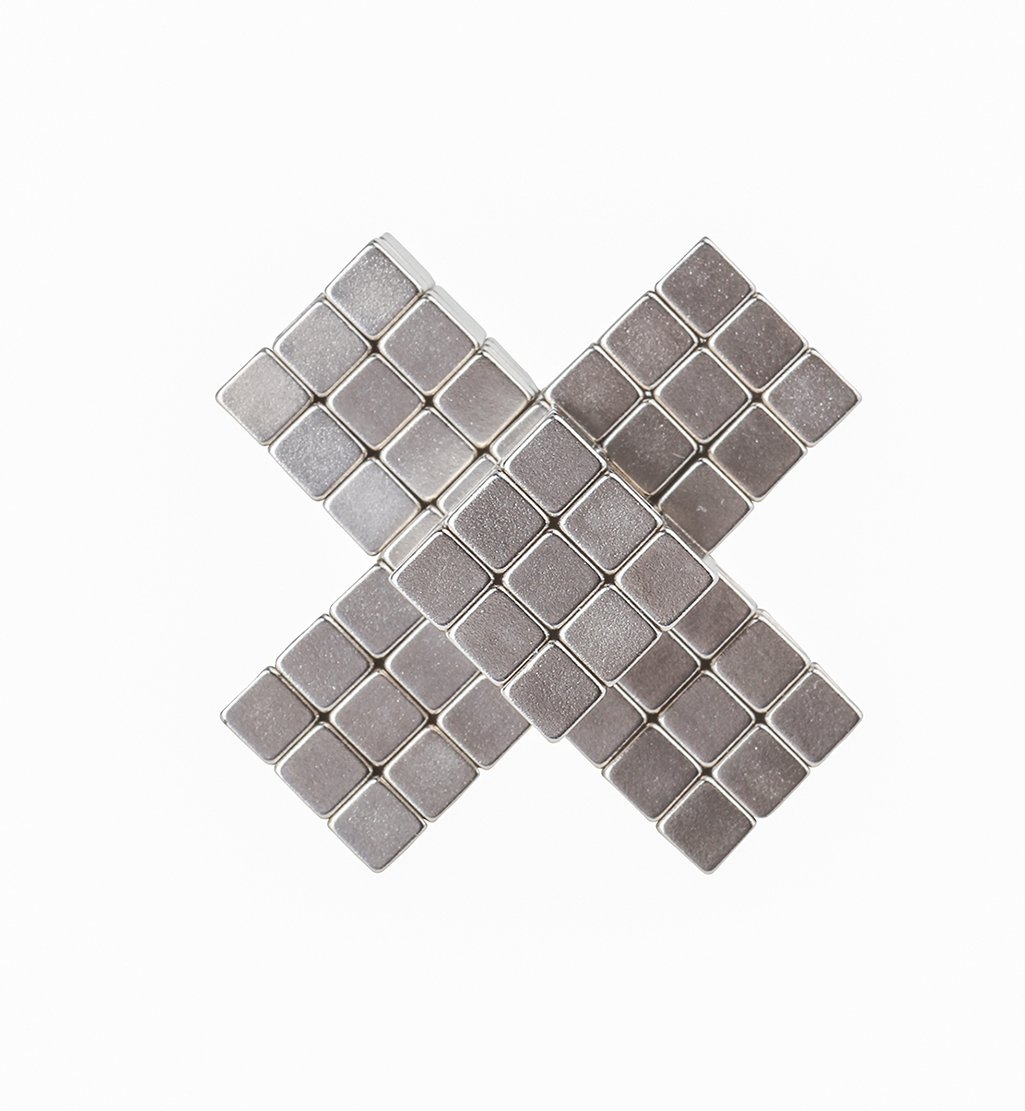 Magnetic Cube EJOYFL 216 Pcs 5mm Magnetic Square Magnetic Block DIY PuzzleEducational Toys for kids Intelligence and Creativity Development by EJOYFL (Image #5)