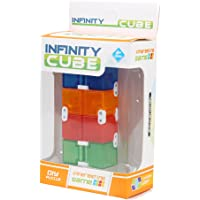 Fantastic Zone Infinity Cube Pressure Reduction Toy - Infinity Spin Cube Edc Fidget Toy Killing Time Infinite Cube Add Adhd Anxiety And Autism