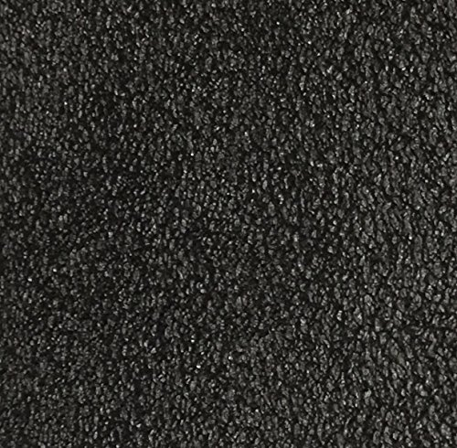 SoleTech Gum Crinkle Rubber Soling Sheet - 7 Irons, Black ()