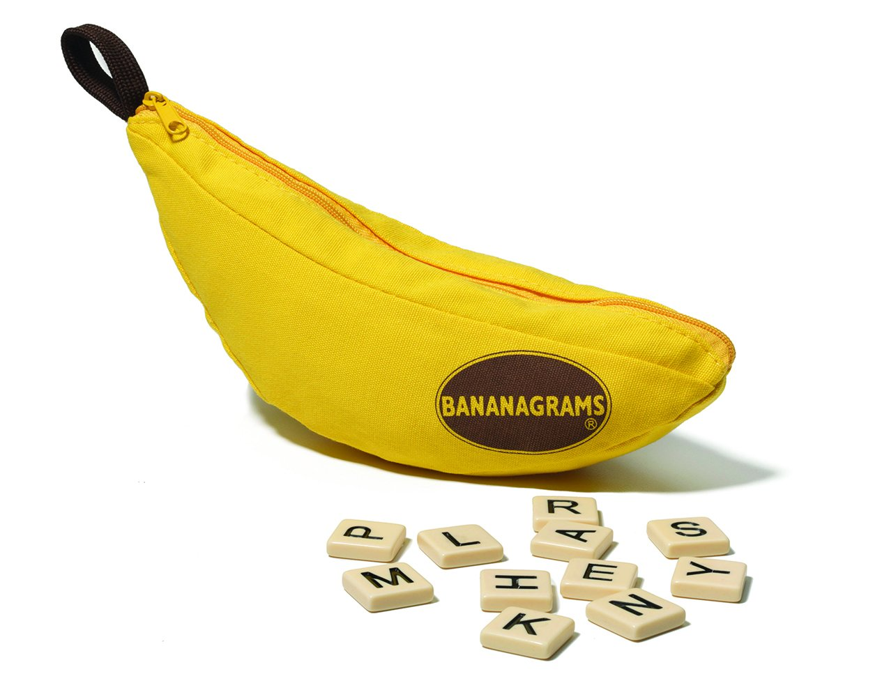 Game Factory GAMEFACTORY 646177 - Bananagrams Glassic, Family Standard Games