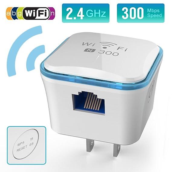 Review WiFi Range Extender, 2.4GHz
