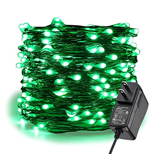 ER CHEN Fairy Lights Plug in, 99Ft/30M 300