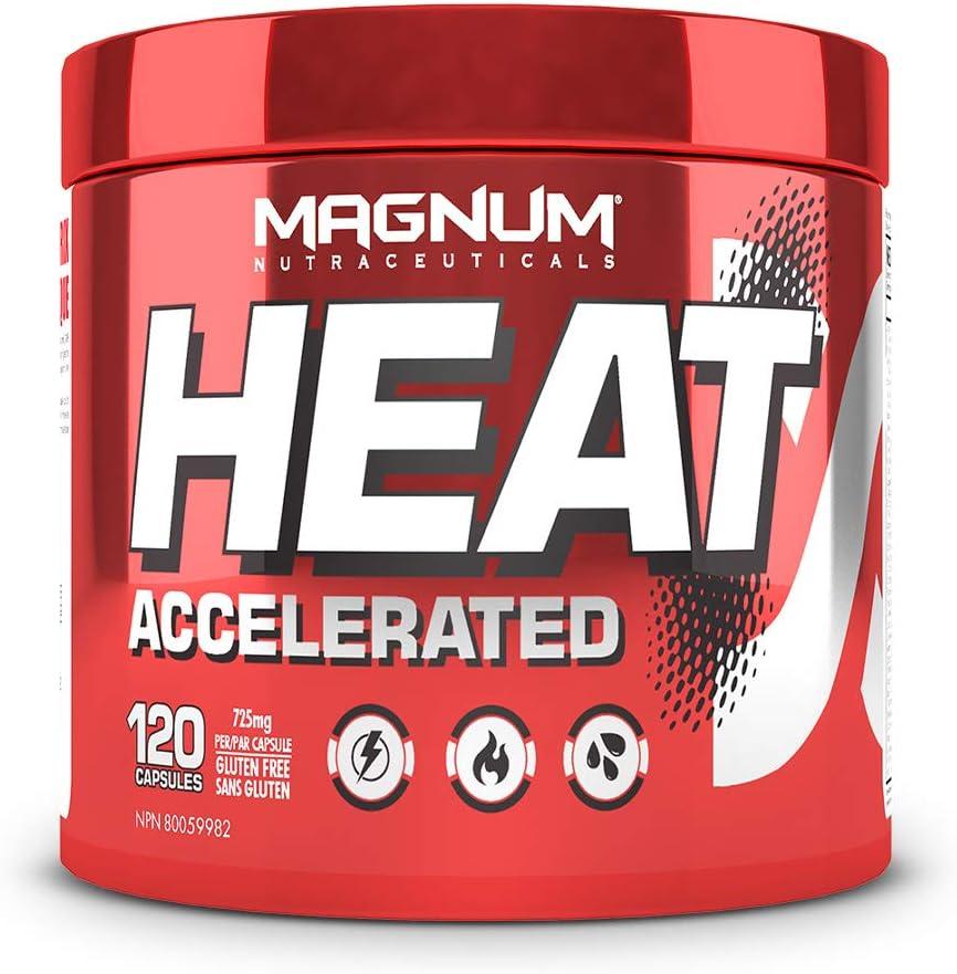 hard magnum fat burner