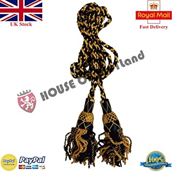 New Highland Bagpipes Drone Cord Silk Different Color//Scottish Bagpipe Silk Cord