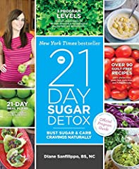 The 21-Day Sugar Detoxis a clear-cut, effective, whole-foods-based nutrition action plan that will reset your body and your habits! Tens of thousands of people have already used this groundbreaking guide to shatter the vicious sugar s...