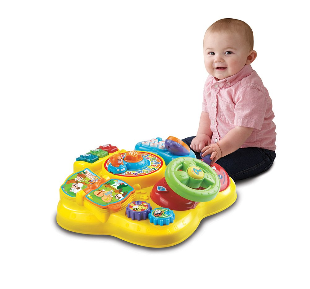 Musical Learning Toys : Vtech magic star baby learning educational activity table