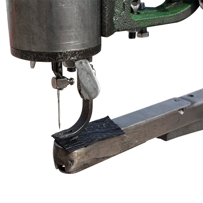 ECO-WORTHY Máquina de reparación manual de zapatos, Máquina de coser zapatos, Máquina de reparación de calzado: Amazon.es: Hogar