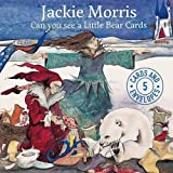 Jackie Morris Can You See a Little Bear Cards