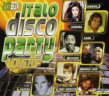 Italo Disco Party