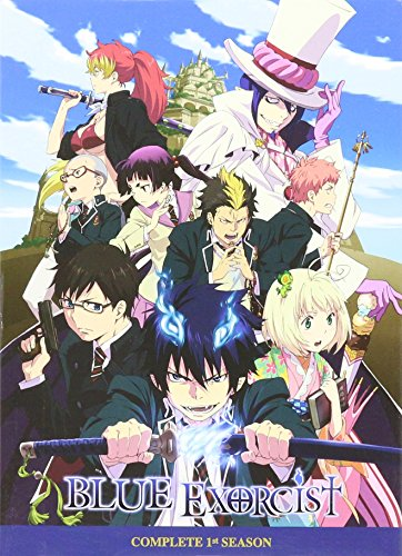 Blue Exorcist DVD Complete First Season (Blue Exorcist compare prices)