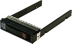 """3.5"""" SATA SAS Hard Drive Tray Caddy for HP Hot-Swap Tray 373211-001"""