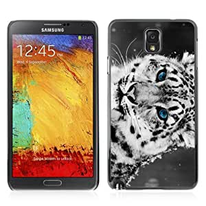 YOYOSHOP [Cool Snow Leopard] Samsung Galaxy Note 3 Case