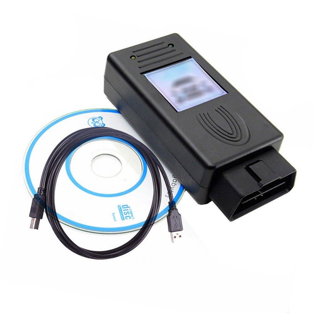 Kingfurt For Bmw Scanner 140 Programmer V14 Ecu E38 Dme Wiring Eeprom Diagnostic Code Reader E39 E46 E53 Must Work With Windows Xp Automotive