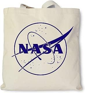 product image for Hank Player U.S.A. NASA 1 Color Logo Tote Bag