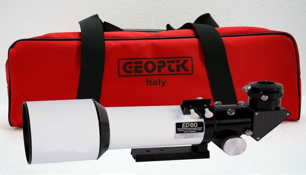 Telescope 30b034Padded Bag for Telescope, Red