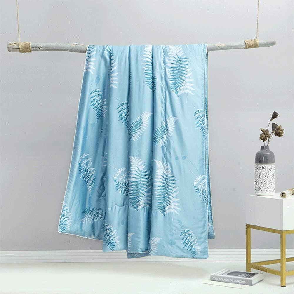 キルティングベッドカバー 滑らかで柔らかいLyocell繊維の薄い慰める人の夏のキルトの春/夏/秋のためのエアコンのベッドのキルト (Color : 3#, Size : 200x230cm) B07TB7FBQB 3# 200x230cm