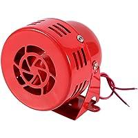 Cuque bocina de aire eléctrica para coche, camión, motocicleta, 12 V