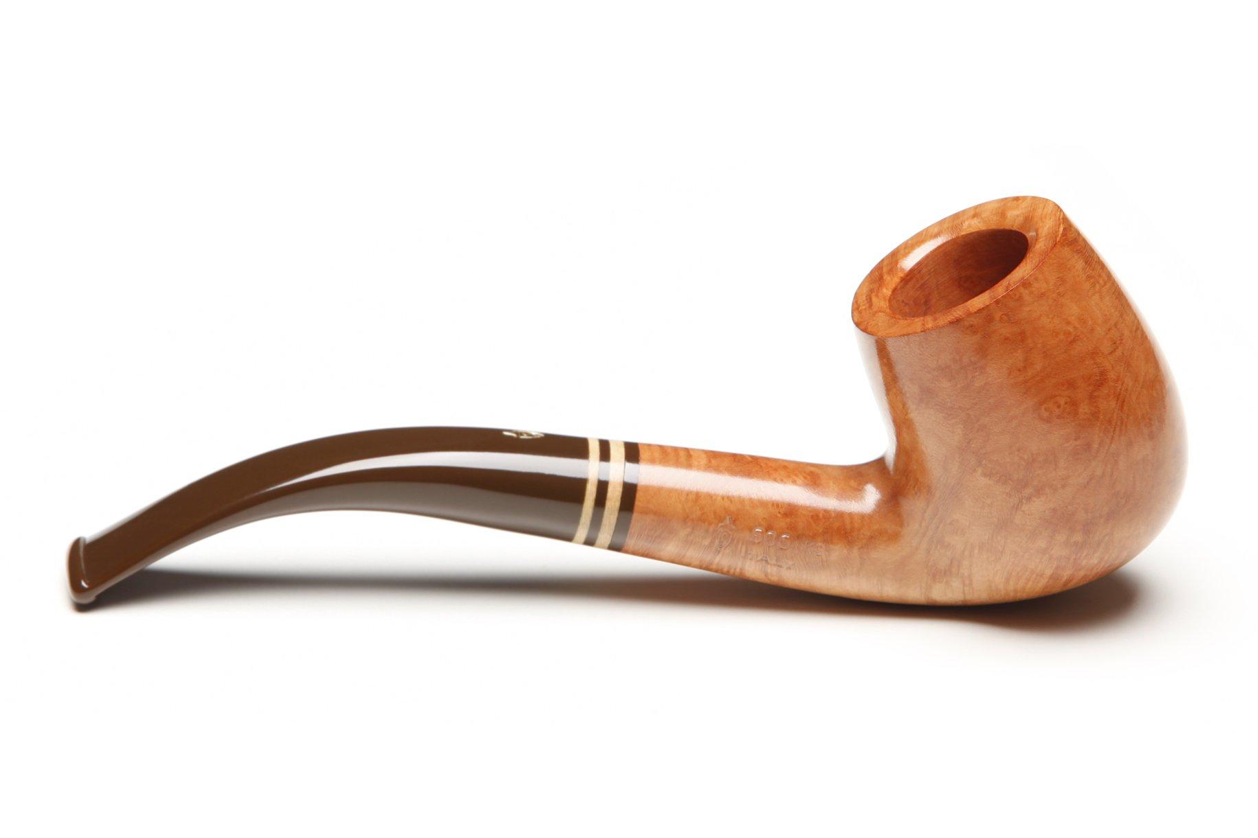 Savinelli Seta Smooth 606 KS Natural Tobacco Pipe by Savinelli (Image #2)