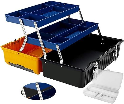 Caja de Herramientas Caja de herramientas multifunción de 3 ...