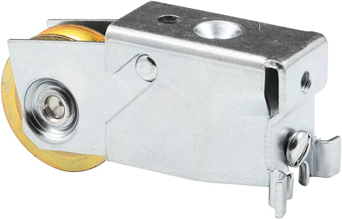 1-1//4-Inch Ball Bearing Prime-Line Products D 1780 Sliding Door Tandem Roller Assembly Stainless