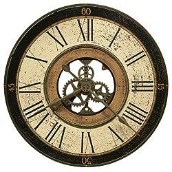 Howard Miller 625542 Brass Works Clock