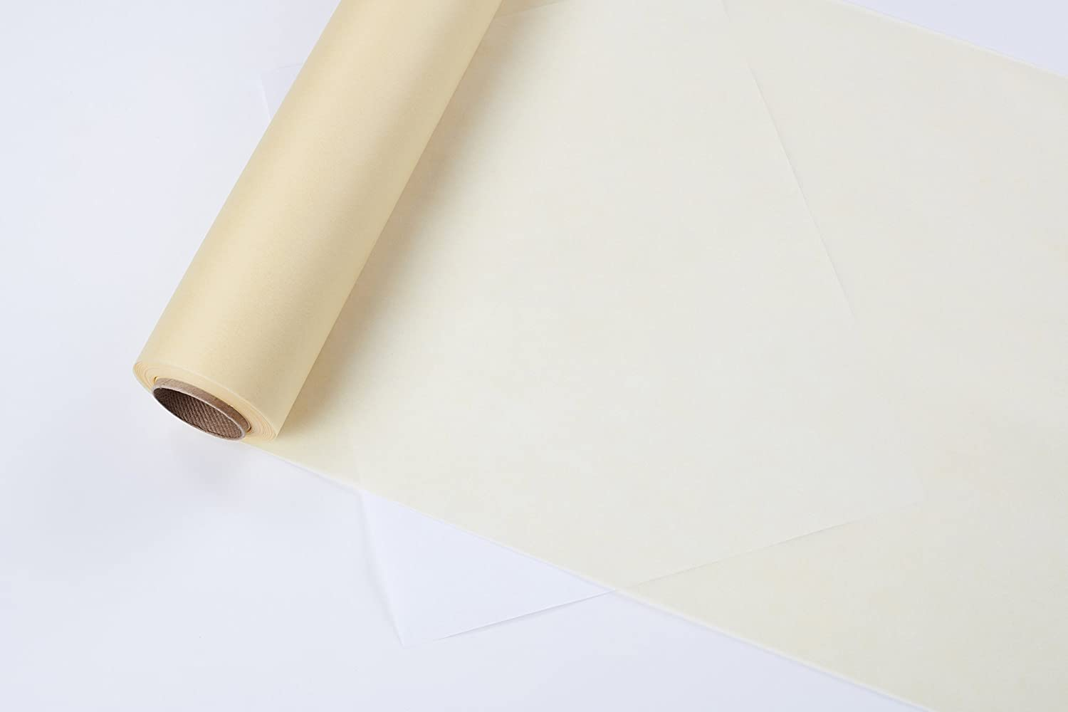 20-Yard 18-Inch Width Bienfang Sketching Paper Roll Canary Yellow