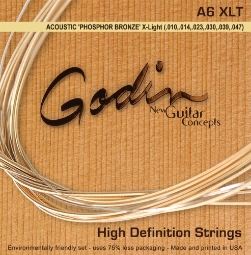 Seagull Acoustic Guitar Strings (8988)