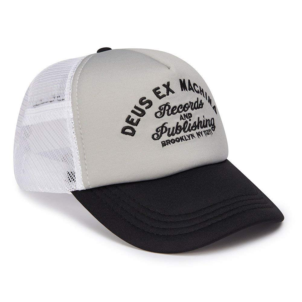 Deus Ex Machina - Gorra de béisbol - para Hombre Multicolor Negro ...